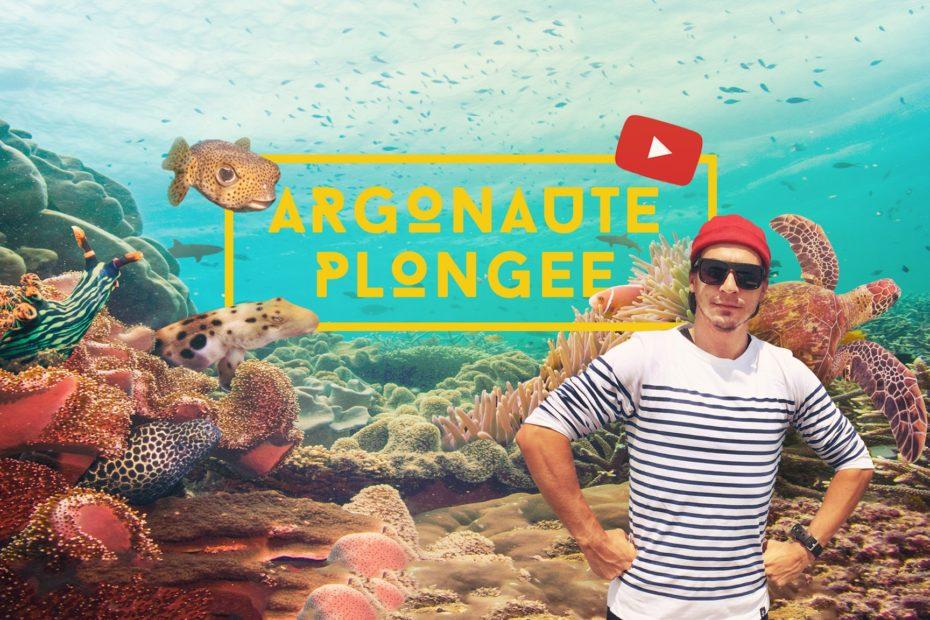 argonaute plongée